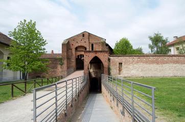 underground passage of the Castle