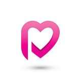 Heart K Logo Stock Image And Royalty Free Vector Files On Fotolia
