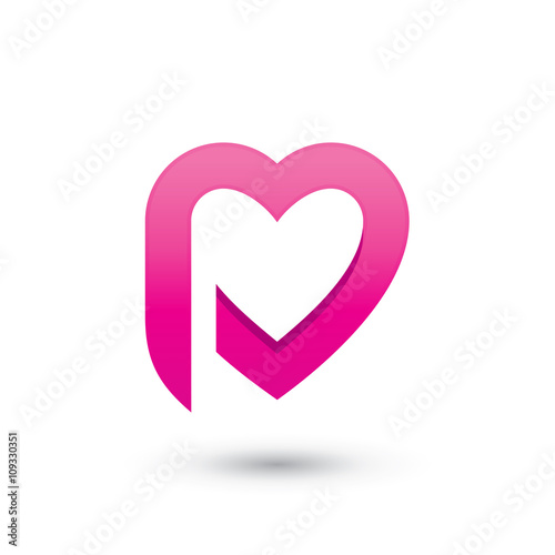 P Love Logo Stock Image And Royalty Free Vector Files On Fotolia