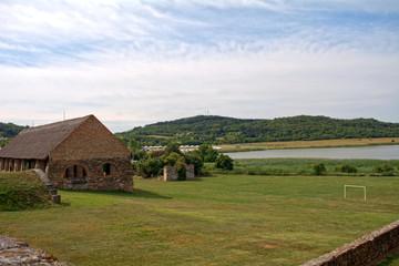 Medieval village house, Tihany, Hungary