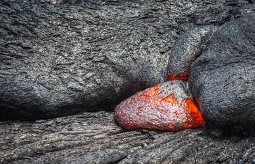 Lava Flow Close up