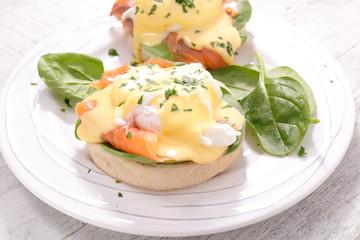 benedict egg