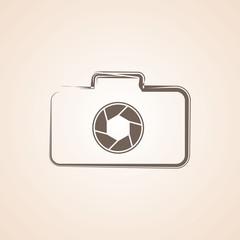 Icon Of Camera.