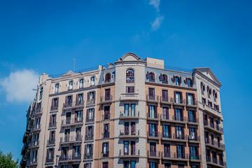 Immeuble de Barcelone