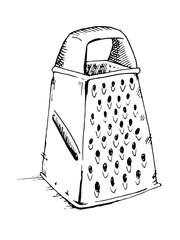 Vector grater icon