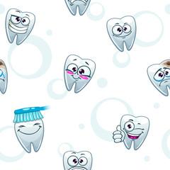 Vector dental texture