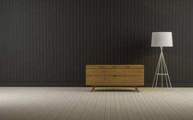 interior room design background