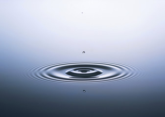 Water and air bubbles