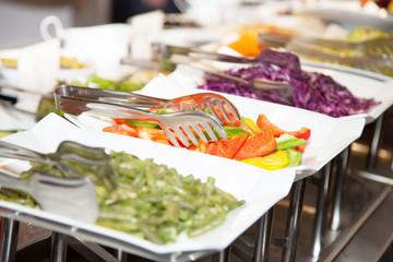 Restaurant buffet photo fresh food 4