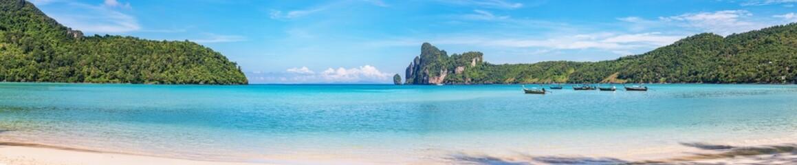 Phi Phi Island Aussicht in die Bucht