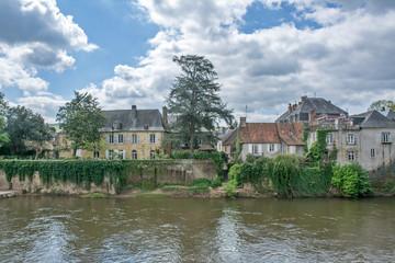 Montignac - Lascaux et rivière la Vézère