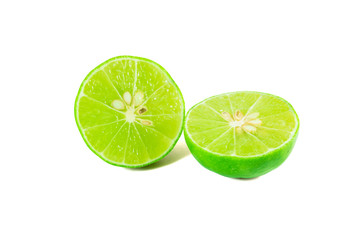 The Lime Fruit
