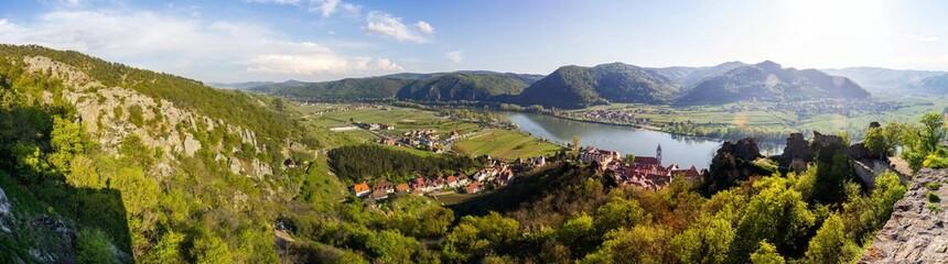 Durnstein, Wachau walley, Austria.