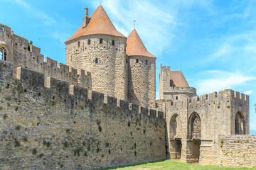 Castle of Carcassonne, Languedoc Roussillon