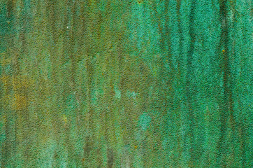 green patina metal texture