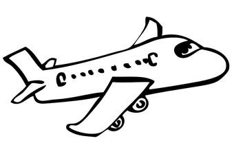Flugzeug, Geschäftsreise