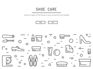 shoe care elements
