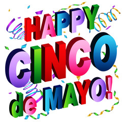 Happy Cinco de Mayo Message