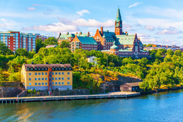Architecture of Stockholm, Sweden
