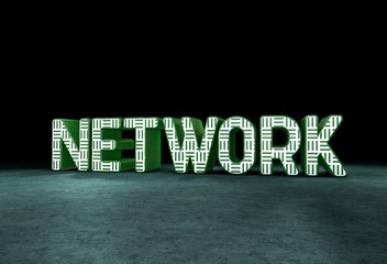 Network, Web, Internet