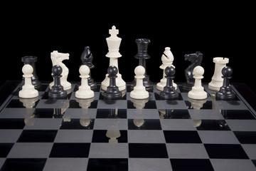 Chess Diversity White King