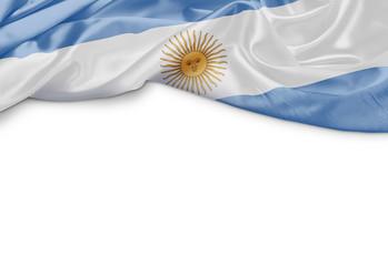 Banner Argentinien