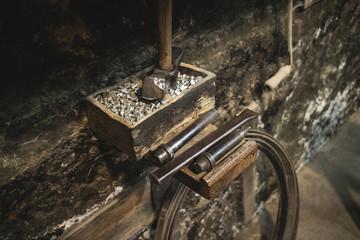 Different iron instruments