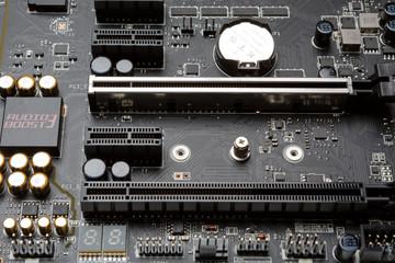 Mainboard mit modernen Schnittstellen