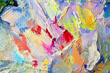Paint palette background
