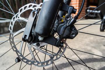 hydraulische Scheibenbremsen Fahrrad
