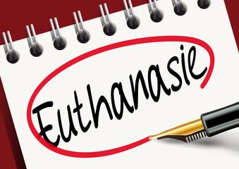 Euthanasie - mort - maladie