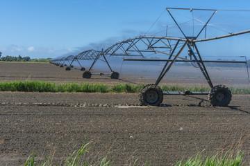 Irrigator Machine