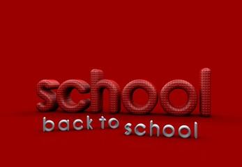 School, back to school