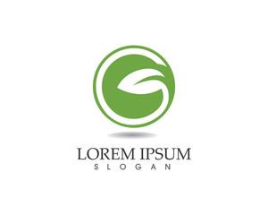 G go green logo