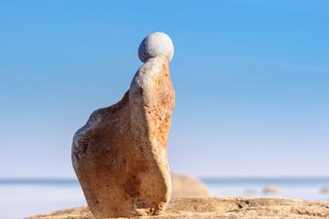 Natural textured stones