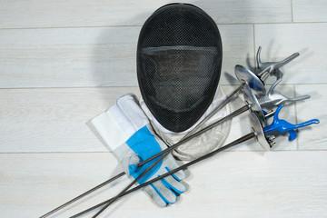 Fencing Foil Equipment