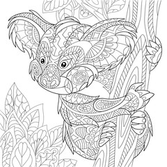 Search Photos Coloring Book For Adults