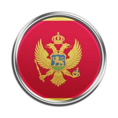 Montenegro flag button