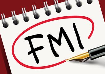 FMI - Economie mondiale