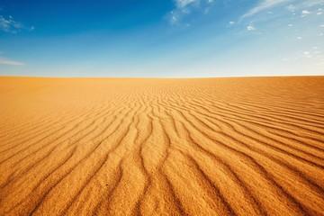 Photo sur Toile Desert de sable Dune of the sand