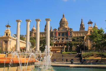Musée national de Catalogne, Barcelone