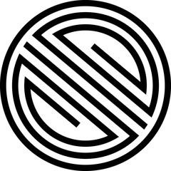 korean Symbol Pattern