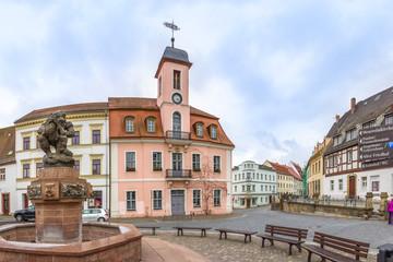 Wurzen, Altes Rathaus