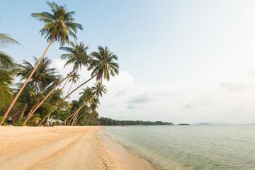 Wall Mural - Beautiful tropical beach at Koh Kood Island , Thailand