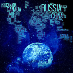 World map with countries name text world map letter world map see more gumiabroncs Images