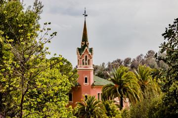 Maison Musée de Gaudi dans le Parc Güell