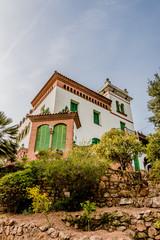 La Casa Trias dans le Parc Guell