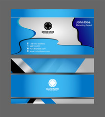 Business cards Elements for design
