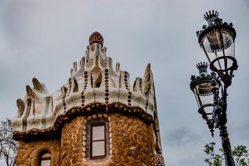 Maisons du Parc Güell , la Cité-Jardin