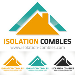 logo artisan isolation combles